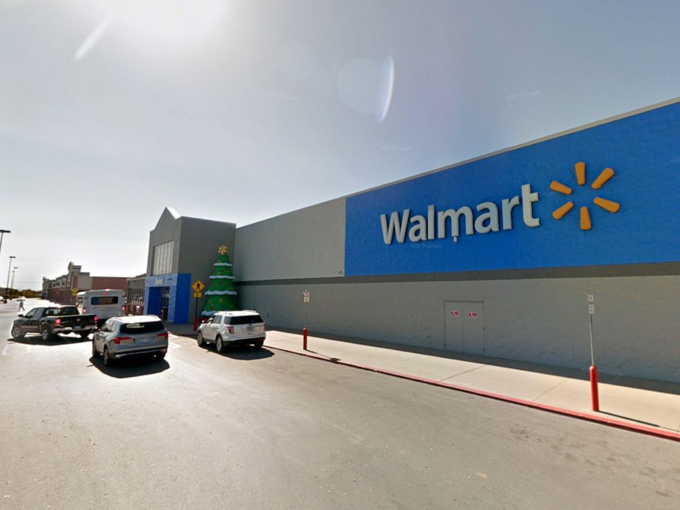 PHOTO: Walmart in Duncan, Oklahoma.