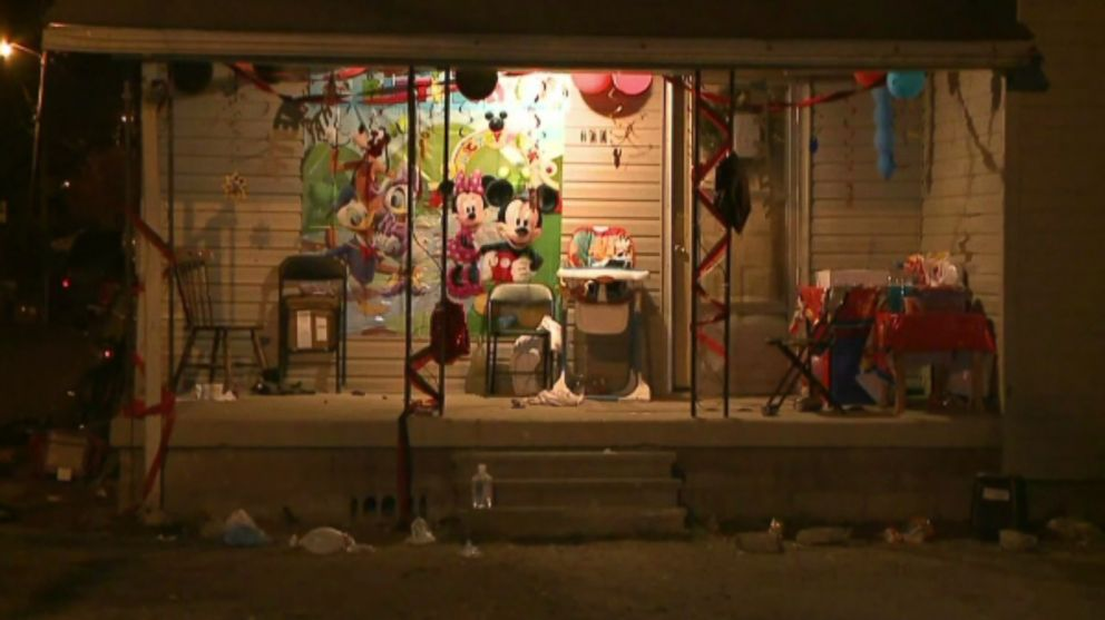 A 6 Year Old Was Shot And Woman Killed At Birthday Party In Tennessee