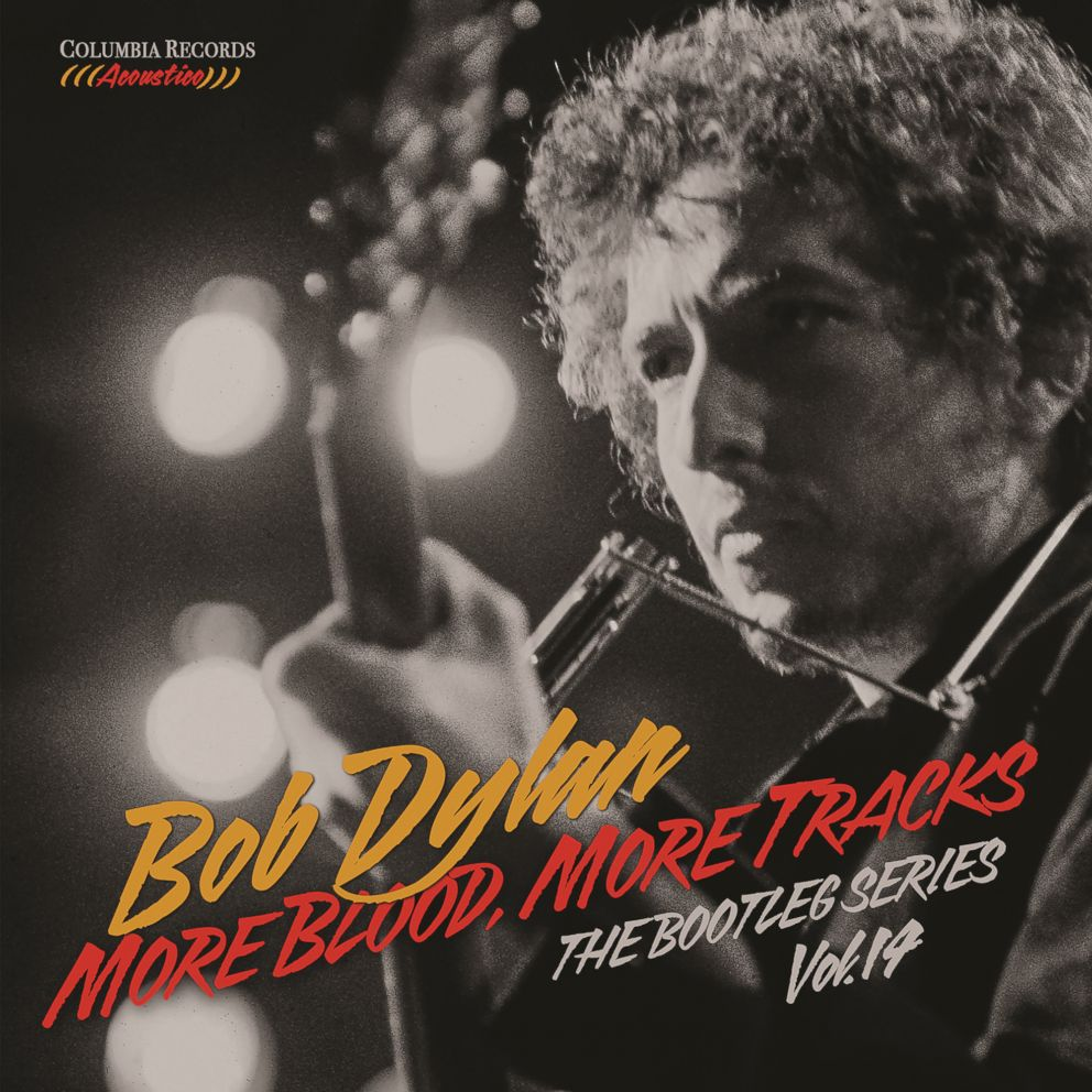 PHOTO: The cover art for the new 'More Blood, More Tracks' six-CD box set.
