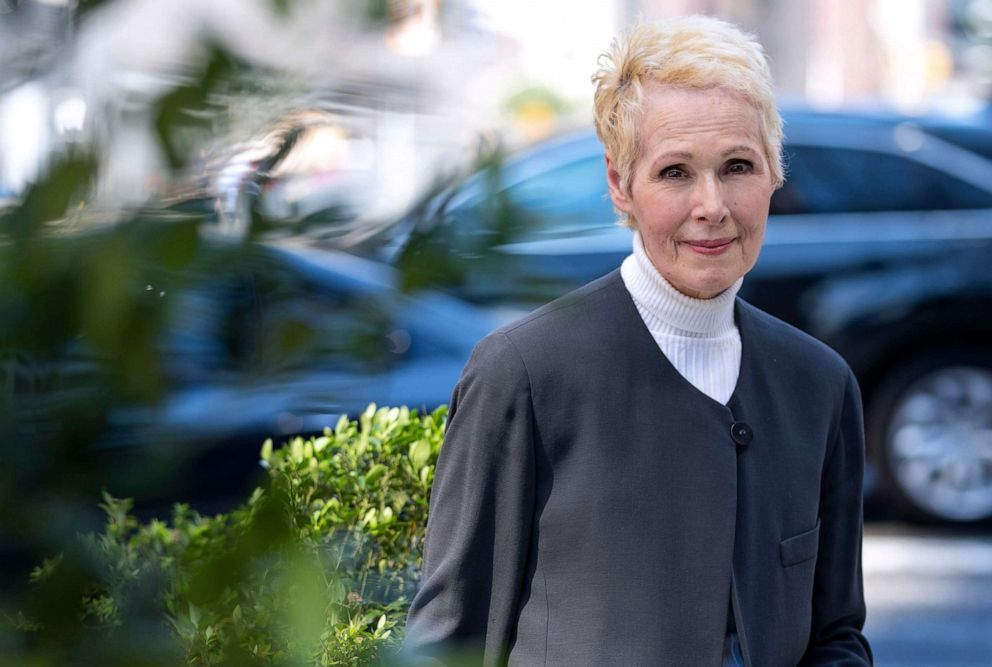 PHOTO: E. Jean Carroll is photographed on June 23, 2019, in New York.