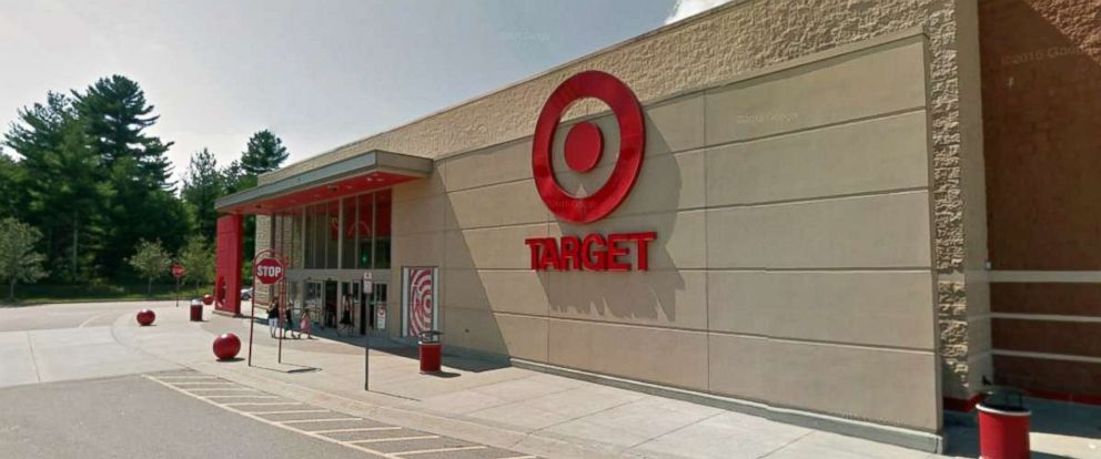 PHOTO: A Target store in Easton, Mass., is pictured in a Google Street View image captured in 2015.