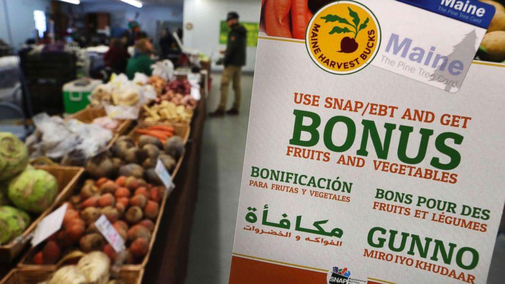 Shutdown will not impact February food stamp benefits: USDA