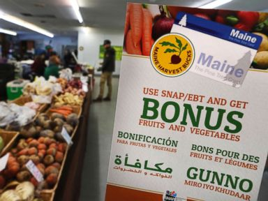 Shutdown will not impact February food stamp benefits: USDA