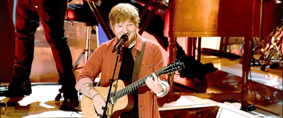 Ed Sheeran on the emotional moments in his songwriting and