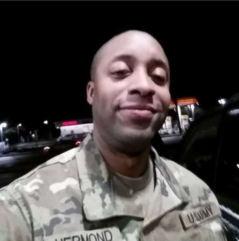 PHOTO: Eddison Hermond, who was reported missing after the Ellicott City, Maryland, flood is pictured in this undated photo. Missing National Guardsman was trying to rescue woman when swept away in floodwaters: 'He's a hero' Missing National Guardsman was trying to rescue woman when swept away in floodwaters: 'He's a hero' eddison hermond 2 ht jt 180528 hpEmbed 1x1 992