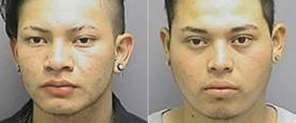 PHOTO: Edgar Chicas-Hernandez, 17, and Victor Gonzalez Guttieres, 19, were arrested and charged with allegedly raping a classmate in Maryland.