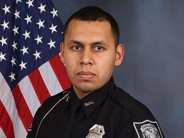 24-year-old officer killed, K9 injured in shooting
