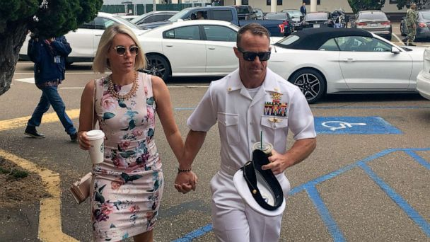 Shocking twist rocks Navy SEAL Eddie Gallagher's war crime trial as medic confesses to killing ISIS fighter