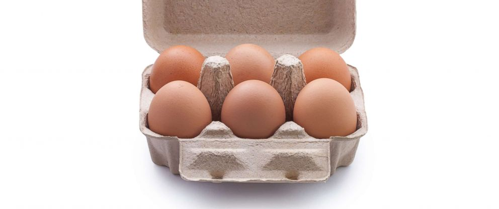 PHOTO: An undated stock photo of eggs.