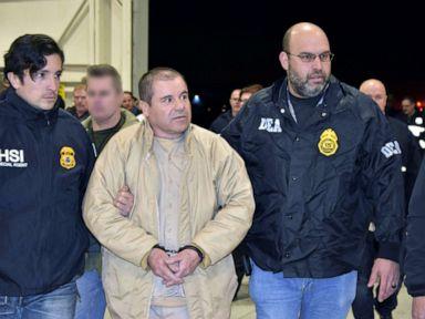 Joaquin 'El Chapo' Guzman to be sentenced for running drug cartel