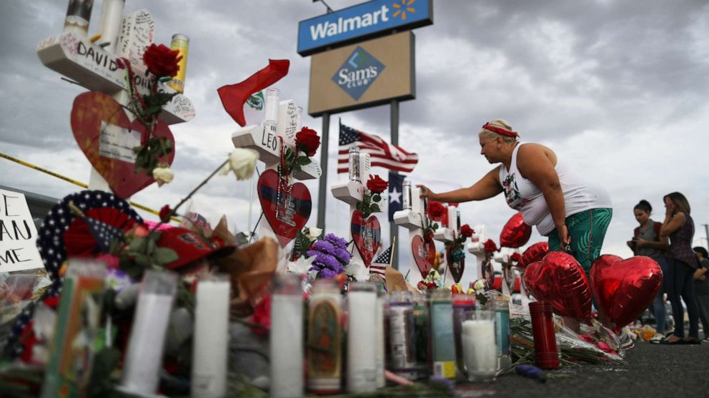 Texas governor forms domestic terrorism task force in response to El Paso shooting thumbnail