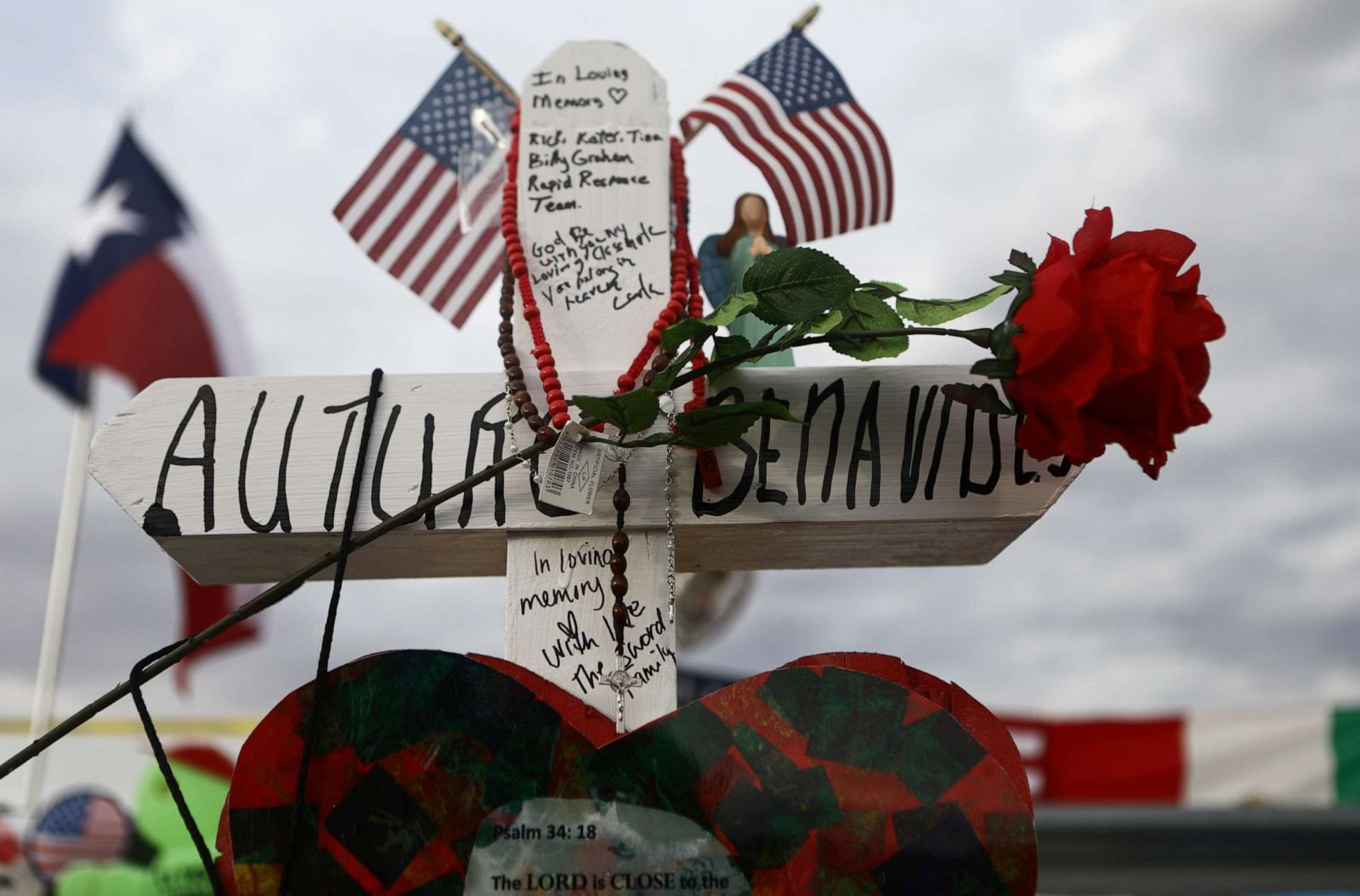 Victims of the Dayton and El Paso shootings remembered: 'I'm just