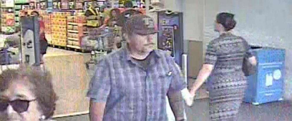 PHOTO: El Paso police are looking for this man who they say saved lives in the Walmart shooting.