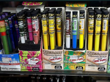 California governor issues order to crack down on sales of e-cigarettes to minors