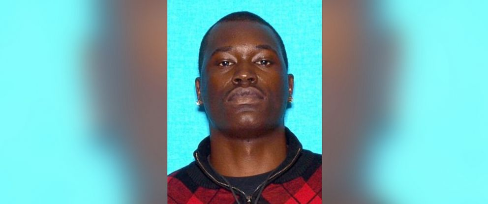 PHOTO: Emanuel Kidega Samson, 25, is pictured in this photo posted to Twitter by Metro Nashville PD, Sept. 24, 2017.