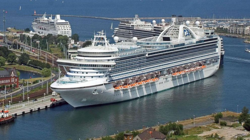FBI investigating death of woman aboard Princess