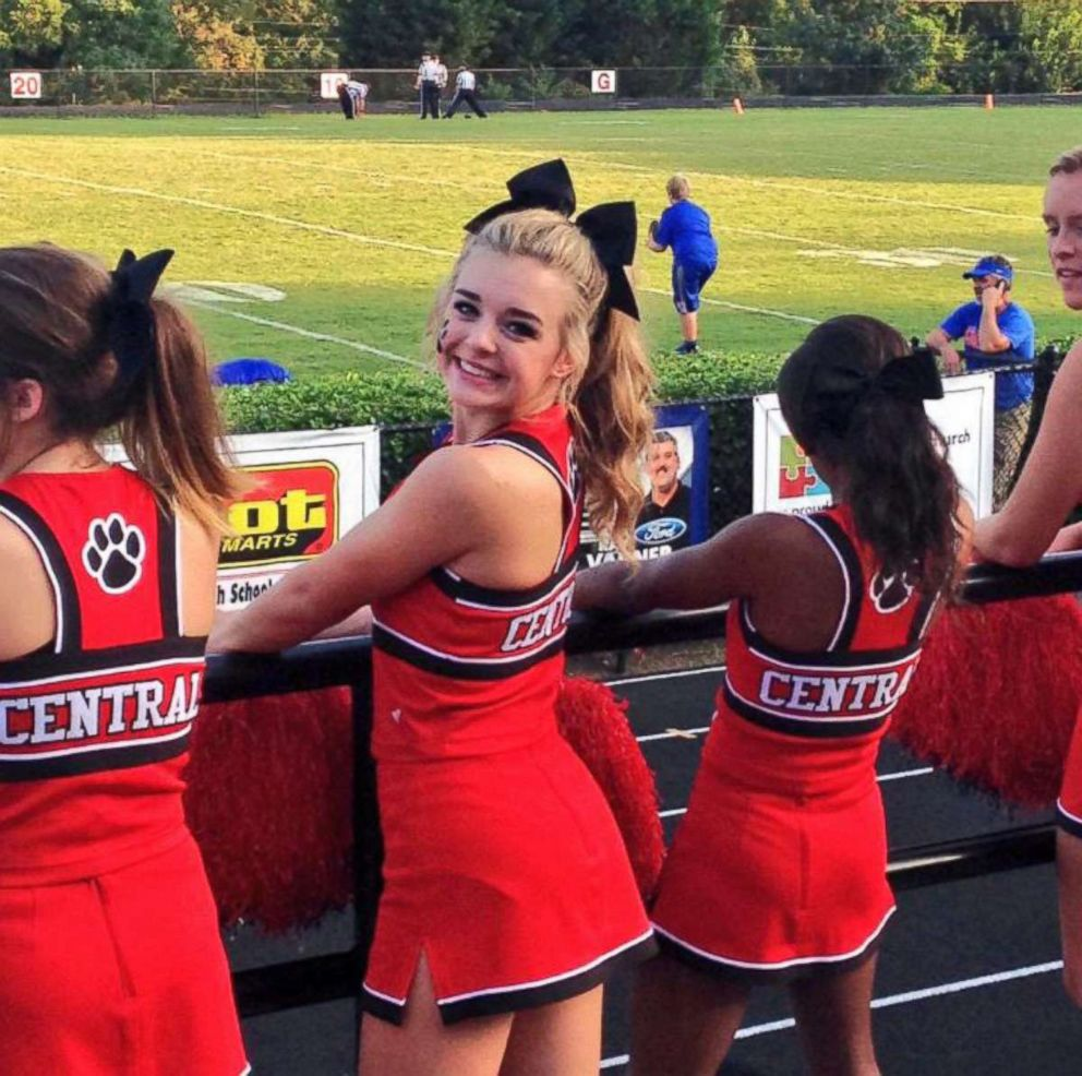 PHOTO: Sixteen-year-old Emma Walker was a beautiful, vibrant and warm-hearted cheerleader and high school student.
