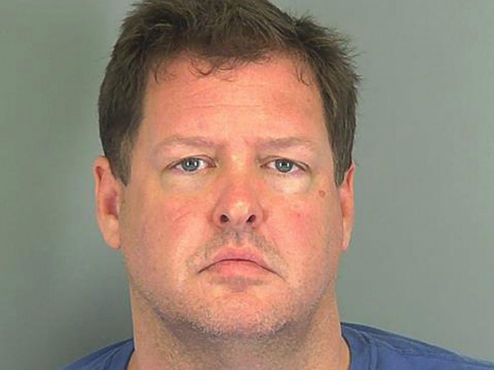 PHOTO: A handout image released on Nov. 3, 2016 by the Spartanburg county sheriffs office shows Todd Christopher Kohlhepp, 45, who was arrested after deputies found a woman chained up inside a metal storage container on his property.