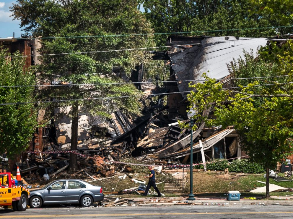 photo a fire and explosion destroyed part of the flower branch apartment complex in silver