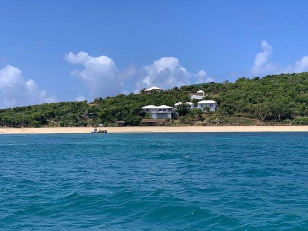 PHOTO: Jeffrey Epsteins private island, dubbed Little St. James, is located off the coast of St. Thomas in the U.S. Virgin Islands.