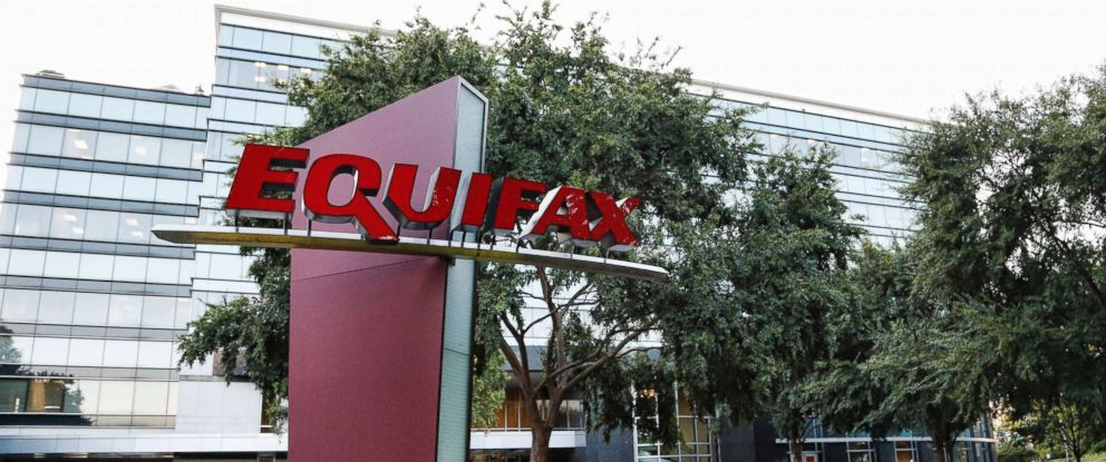 PHOTO: A general view of the Equifax building in Atlanta, Ga., Sept. 7, 2017.