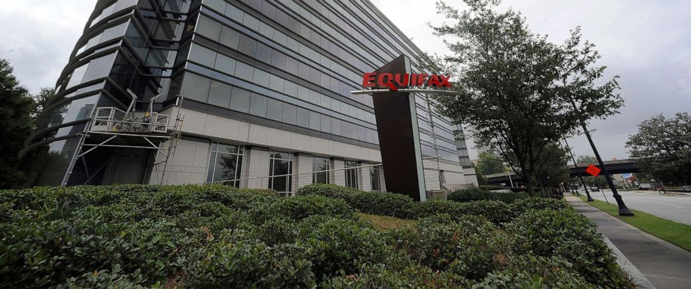 PHOTO: This July 21, 2012, file photo shows the corporate headquarters of Equifax Inc. in Atlanta.
