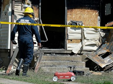 5 children dead in house fire; 1 adult in critical condition