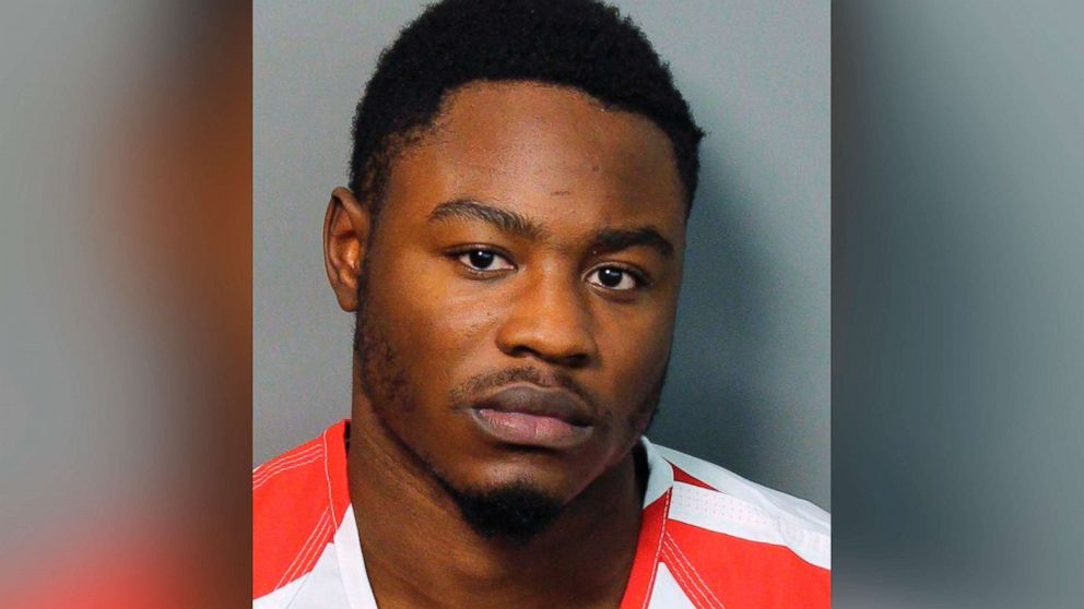 This Monday, Dec. 3, 2018 booking photograph provided by the Jefferson County Sheriff's Office in Birmingham, Ala., shows Erron Brown, who is charged with attempted murder in a shooting at a shopping mall on Thanksgiving.