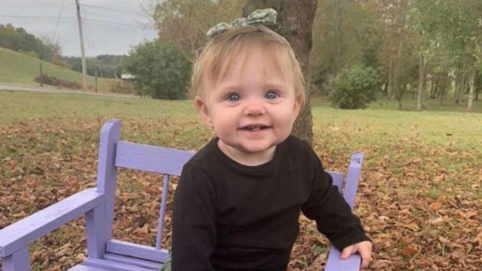 Αρχές εκδίδουν Amber Alert για 15-μηνών κορίτσι δει για τελευταία φορά τον δεκέμβριο