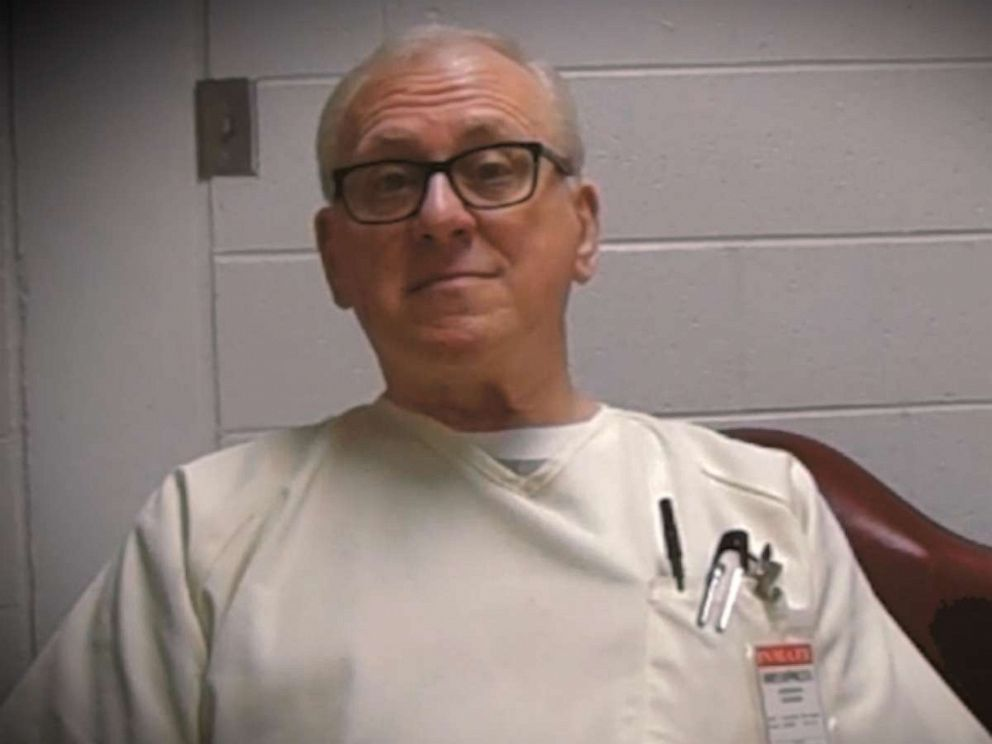 PHOTO: Don Johnson is scheduled to be executed in Nashville, Tennessee, on Thursday May 16, 2019. He was convicted in 1985 of murdering his wife.