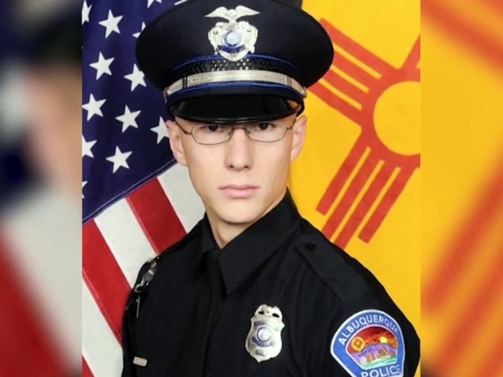 PHOTO: Albuquerque police officer Johnathan McDonnell is pictured in an undated photo.
