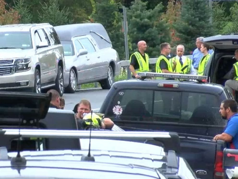 20 People Killed In Horrific Limousine Crash In Upstate