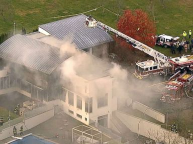 4 dead in New Jersey mansion fire police investigating as arson
