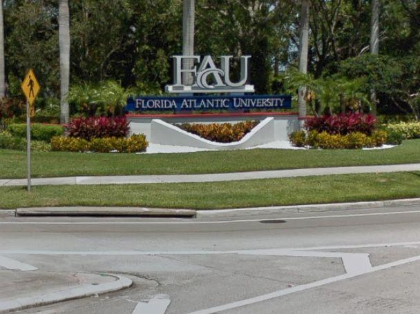 PHOTO: Florida Atlantic University.