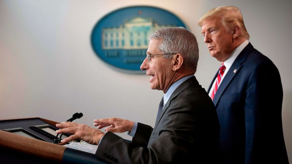 Fauci throws cold water on Trump's declaration that malaria drug a 'game changer' thumbnail
