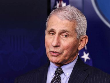 Fauci warns progress in COVID fight appears to have stalled
