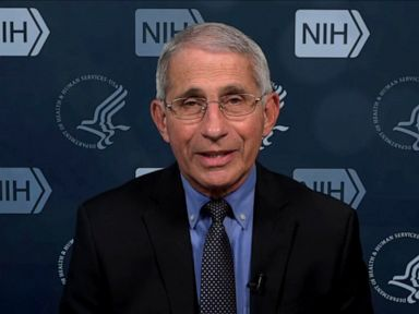 Fauci lays out Biden's support for WHO after Trump criticism thumbnail