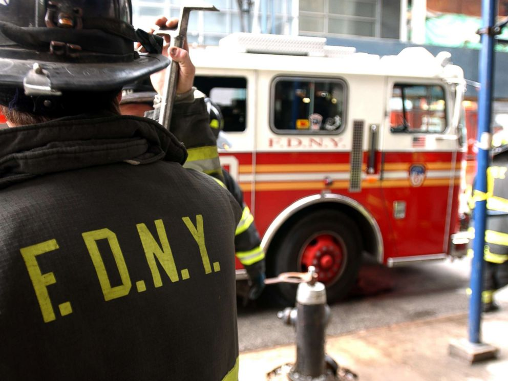 NY  woman trapped in elevator rescued by FDNY after three days