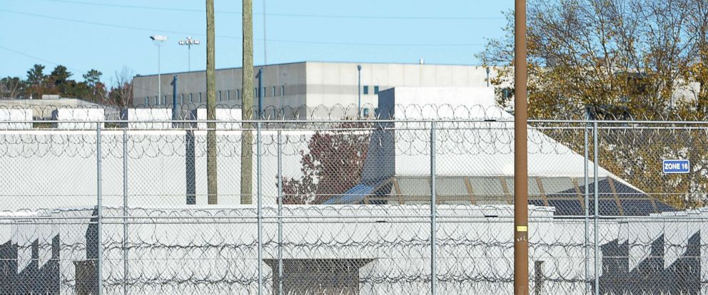 PHOTO: Fencing surrounds a federal prison in Butner, N.C. on Nov. 20, 2015.