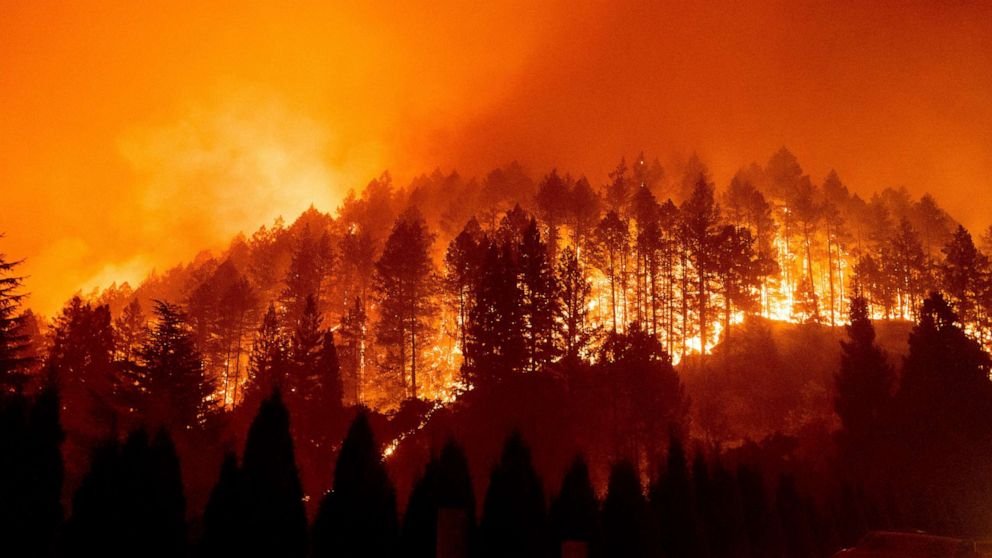 Extreme fire danger likely as record-breaking heat continues in California