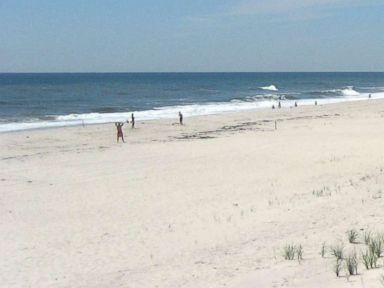 13-year-old boy bitten by possible shark off Fire Island, authorities investigating