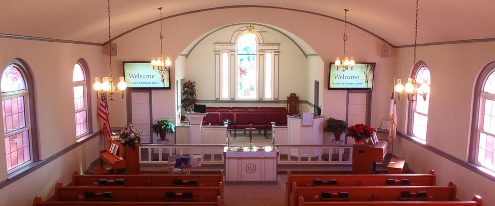 PHOTO: First United Methodist Church in Tellico Plains, Tenn. is pictured in this Facebook profile photo.
