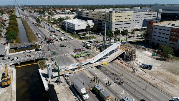 Engineers failed to recognize danger during FIU bridge inspection hours before collapse: Report