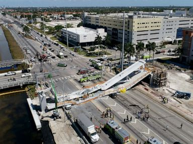 Engineers of collapsed FIU pedestrian bridge failed to recognize danger Report