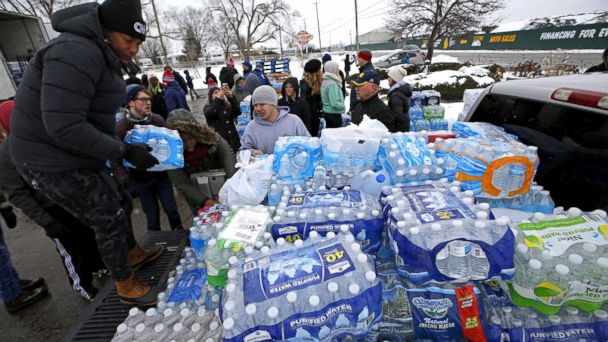 Judge denies man's request to reinstate free water program in Flint