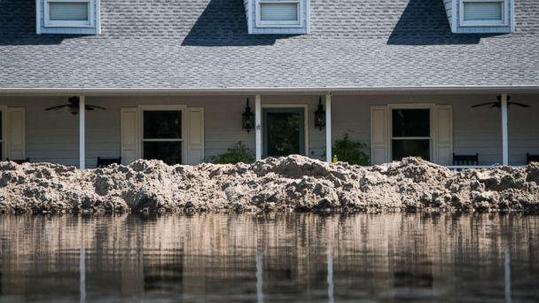 Florence flooding far from over: Residents prepare to evacuate amid cresting rivers
