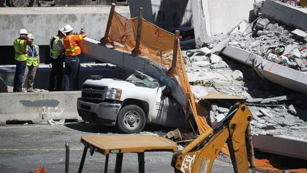 All 6 victims of Miami bridge collapse identified