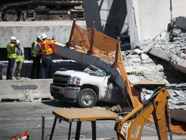 18-year-old college student confirmed as among victims of Florida bridge collapse
