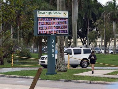 2 alleged school shooting threats end in arrests on same day