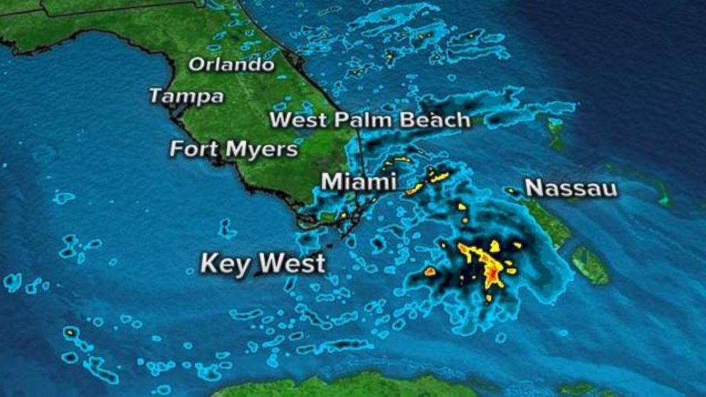 Heavy rain hits Florida, Gulf Coast braces for tropical storm